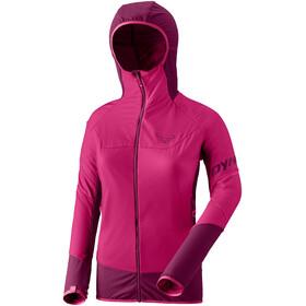 Dynafit Mezzalama 2 Polartec Alpha Jacket Women, flamingo